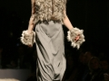 @Pilger FW2011 Handknit-felted Mohair Vest and Cuffs
